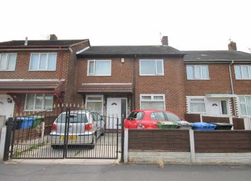 Thumbnail 3 bed town house to rent in Oak Road, Partington, Manchester