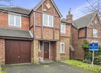 Thumbnail 4 bed detached house for sale in Blenheim Drive, Prescot