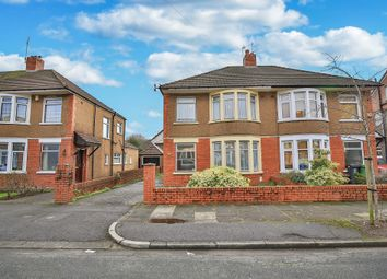 3 bed semi-detached house for sale in St Benedict Crescent, Heath, Cardiff CF14