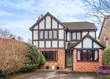 Alexandra Gardens, Knaphill, Woking GU21. 4 bed detached house for sale