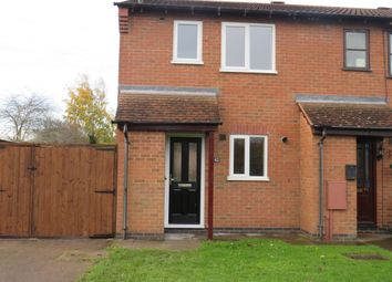 Thumbnail 2 bed end terrace house for sale in Blyth Avenue, Melton Mowbray