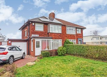 Thumbnail 3 bed semi-detached house for sale in Goscote Lane, Walsall