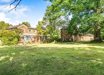 Thumbnail 5 bed equestrian property for sale in Bartley, Southampton, Hampshire