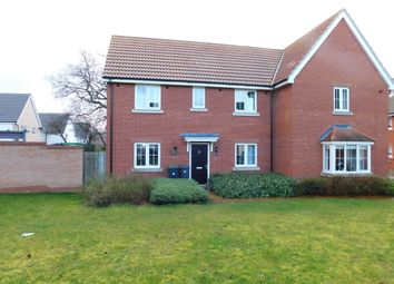 Thumbnail 3 bedroom semi-detached house for sale in Osprey Drive, Stowmarket