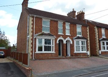 Thumbnail 3 bed semi-detached house to rent in Old Winton Road, Andover