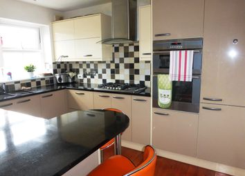 Thumbnail 3 bed semi-detached house for sale in Wharfe Court, Silsden, Keighley