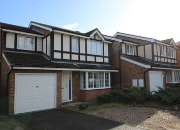 Thumbnail 4 bed detached house to rent in Hartwell Drive, Kempston, Bedford
