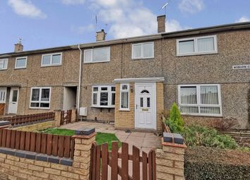 Thumbnail 3 bedroom town house for sale in Woburn Close, Leicester