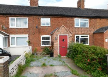 Thumbnail 1 bedroom terraced house for sale in Pasturefields, Great Haywood, Stafford