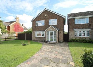 Thumbnail 4 bed detached house to rent in Goldsel Road, Swanley