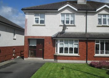 Thumbnail 3 bed semi-detached house for sale in 17 Inver Park, Carrickmacross, Monaghan