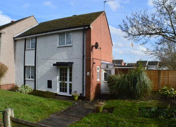 Thumbnail 4 bed end terrace house for sale in Purcell Avenue, Off Curborough Road, Lichfield, Staffordshire