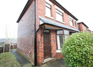 Thumbnail 2 bed semi-detached house to rent in Chamber Road, Shaw, Oldham