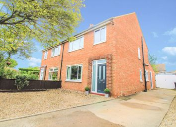 Thumbnail 3 bed semi-detached house for sale in Roseberry Avenue, Stokesley, Middlesbrough