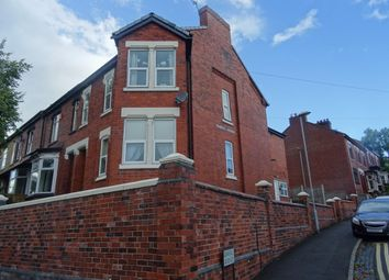 Thumbnail 1 bed flat to rent in London Road, Oakhill, Stoke On Trent
