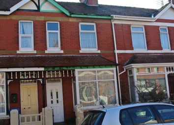 Thumbnail 3 bed terraced house to rent in Dryden Road, Fleetwood