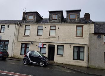 Thumbnail 1 bed flat to rent in Castle Arcade, Castle, New Cumnock, Cumnock