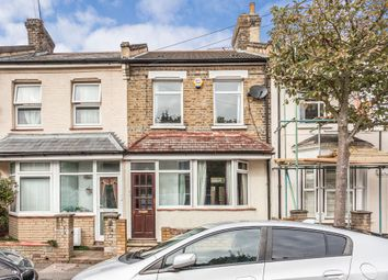 Thumbnail 3 bed terraced house for sale in Cary Road, Leytonstone