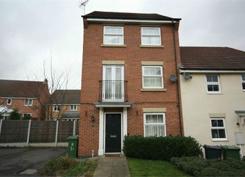Thumbnail 4 bed semi-detached house for sale in Greyfriars Close, Heanor