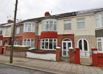 Thumbnail 4 bedroom terraced house for sale in Devon Road, Portsmouth