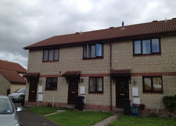 Thumbnail 2 bed terraced house to rent in Priston Close, Weston-Super-Mare