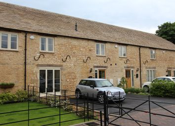 Thumbnail 3 bed barn conversion to rent in Old Hall Mews, Cottesmore, Oakham