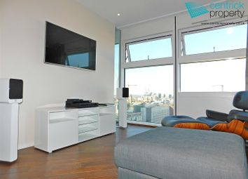 Thumbnail 1 bed flat for sale in The Cube East, 200 Wharfside Street, Birmingham
