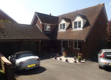 Thumbnail 4 bed detached house for sale in Tithebarn Copse, Exeter
