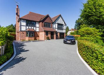 Thumbnail 5 bed detached house for sale in Longaford Way, Hutton, Brentwood