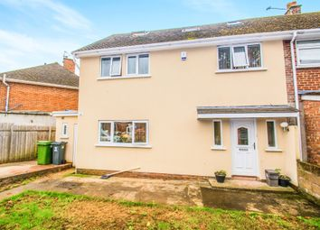 Thumbnail 3 bedroom semi-detached house for sale in Johnston Road, Llanishen, Cardiff