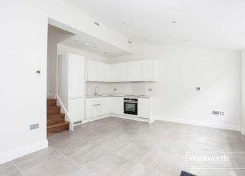 Thumbnail 2 bed semi-detached house to rent in Mill Lane, London