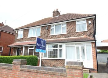 Thumbnail 3 bedroom semi-detached house to rent in Collingwood Avenue, York