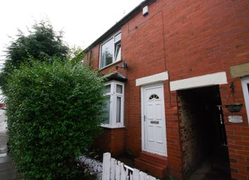 Thumbnail 2 bed terraced house for sale in Hutton Street, Gosforth, Newcastle Upon Tyne