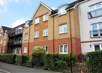 Thumbnail 2 bed flat for sale in Hollybrook Park, Kingswood
