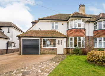 Shelvers Way, Tadworth KT20. 4 bed semi-detached house for sale