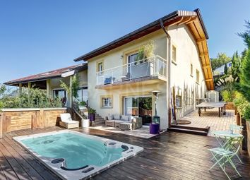 Thumbnail 5 bed villa for sale in Bossey, Bossey, France