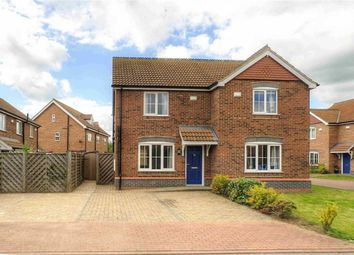 Thumbnail 2 bed semi-detached house for sale in Old School Close, Brigg