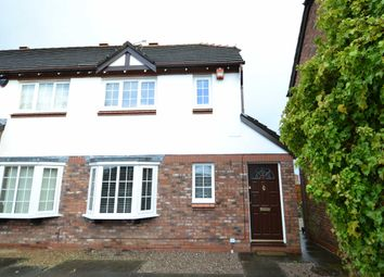 Thumbnail 2 bed end terrace house to rent in Mosswood Road, Wilmslow