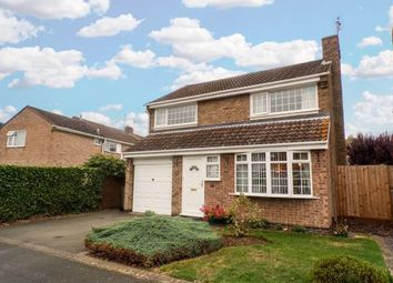 Thumbnail 3 bed detached house for sale in Tilton Drive, Oadby, Leicester, Leicestershire
