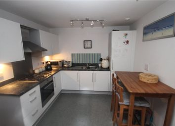 Thumbnail 2 bed flat for sale in Harrow Close, Addlestone, Surrey