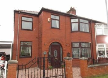 Thumbnail 4 bed semi-detached house for sale in Hope Street, Leigh, Lancashire