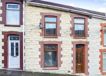 Thumbnail 2 bed terraced house for sale in Railway Terrace, Blaenclydach, Tonypandy, Mid Glamorgan