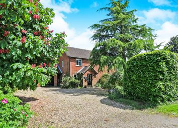 Thumbnail 4 bedroom detached house for sale in The Street, North Lopham, Diss