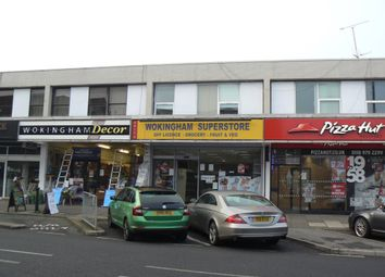 Thumbnail Retail premises to let in 58 Peach Street, Wokingham