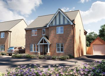 "Thumbnail 4 bed detached house for sale in ""The Berrington"" at Pershore Road, Evesham"