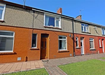 Thumbnail 2 bed terraced house for sale in Lewis Street, Church Village, Pontypridd