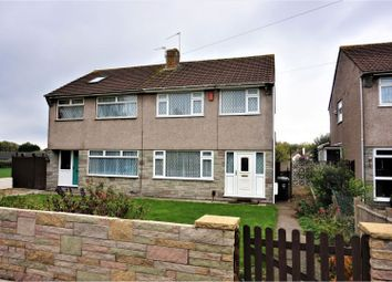 Thumbnail 3 bedroom semi-detached house for sale in Tower Road North, Warmley