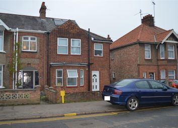 Thumbnail 5 bed end terrace house for sale in Swiss Terrace, Tennyson Avenue, King's Lynn