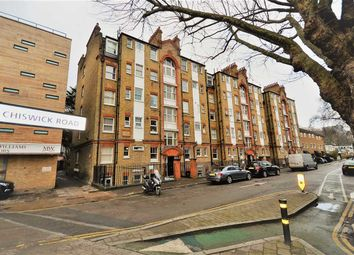 Thumbnail 1 bed flat to rent in Dewsbury Court, 44-66 Chiswick Road, Chiswick