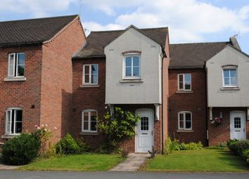 Thumbnail 2 bed terraced house to rent in St Mary's Mews, Prospect Road, Market Drayton, Shropshire